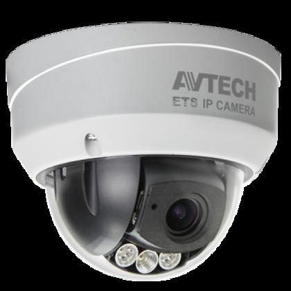 Caméra AVTech type dôme avec vision nocturne AVM542A