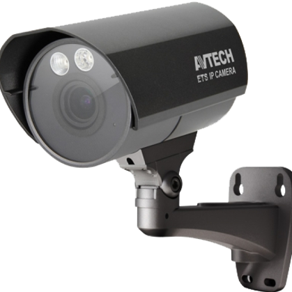 Caméra AVTech avec vision nocturne AVM552B