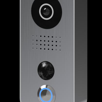 DoorBird portique vidéo SIP & 1 bouton d'appel  D101S